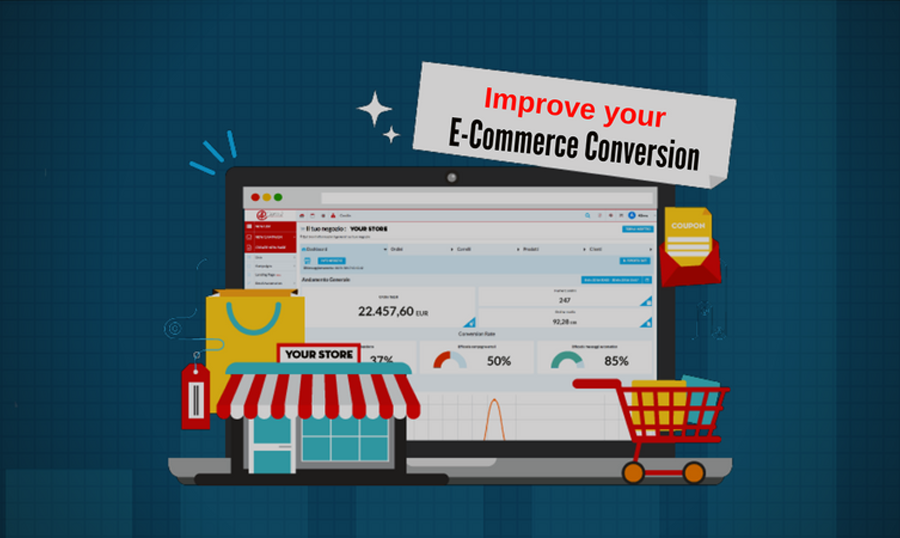 Build Conversion Centric Ecommerce Website